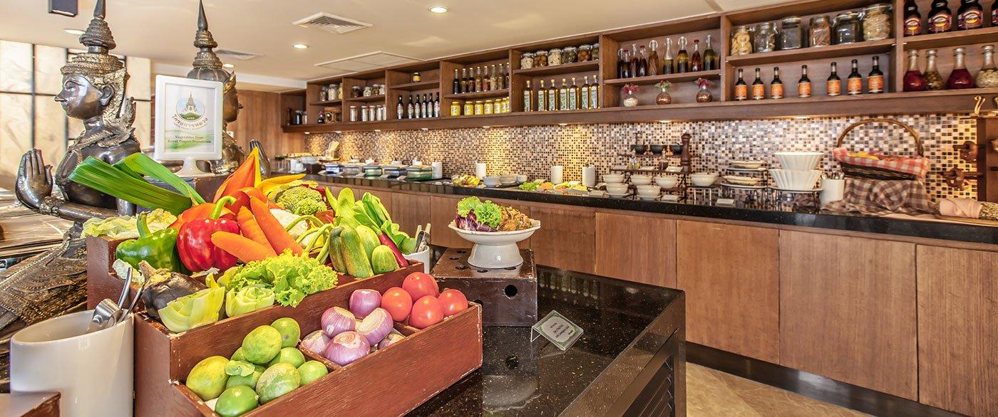 Mango99 Lunch Buffet Bangkok