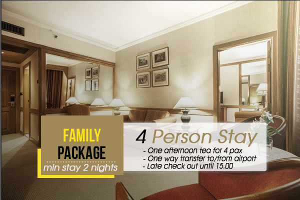 Special Family package