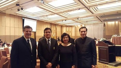 ATTA Meeting at Arnoma Grand Bangkok
