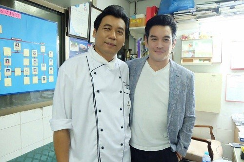 TV Show with our Kitchen team