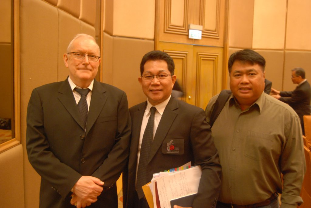 The Tourism Council of Thailand.