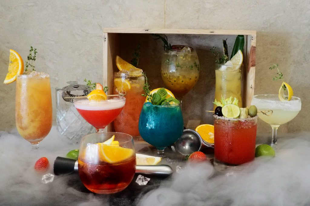 Cocktail Blast