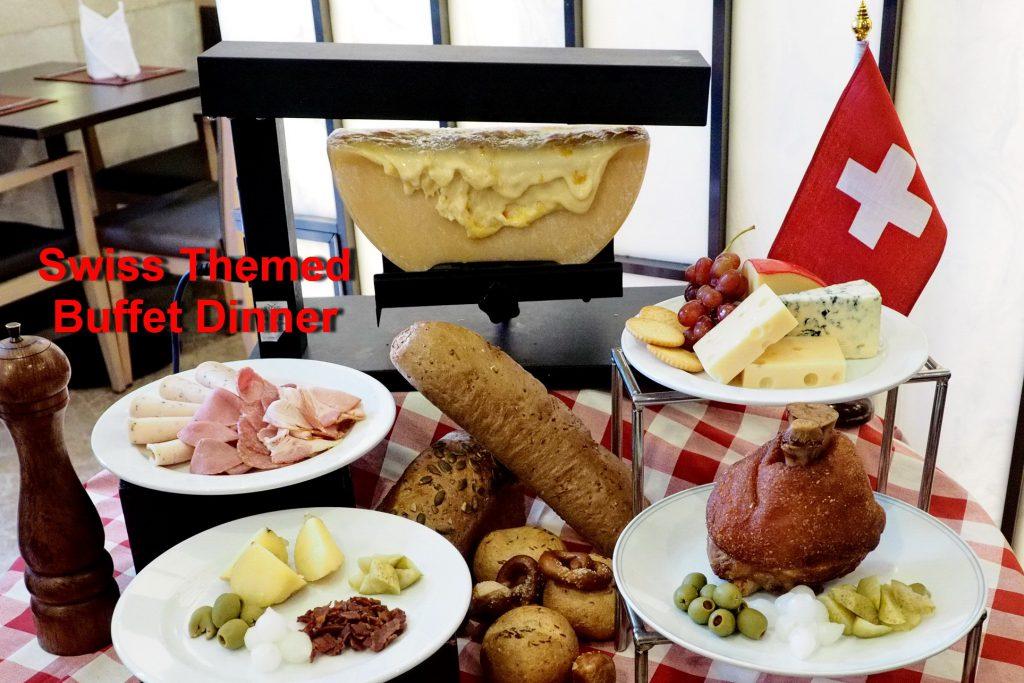 Swiss Themed Buffet Dinner