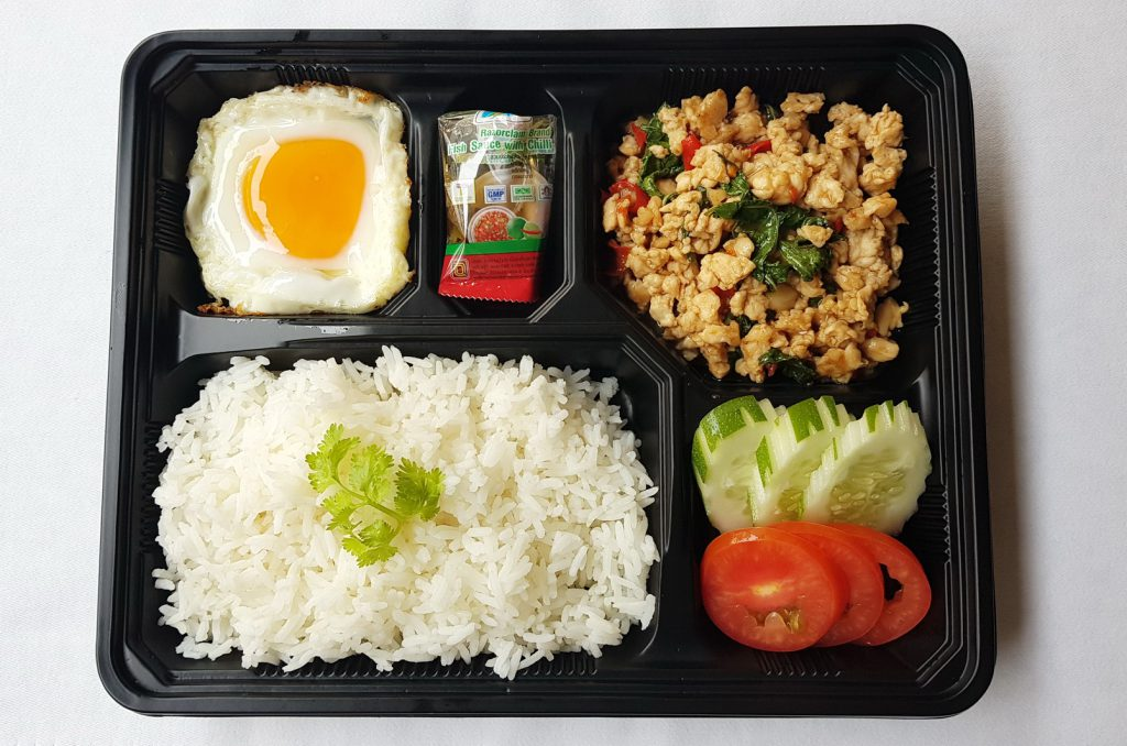 Food Take Away & Delivery : Rice Menu